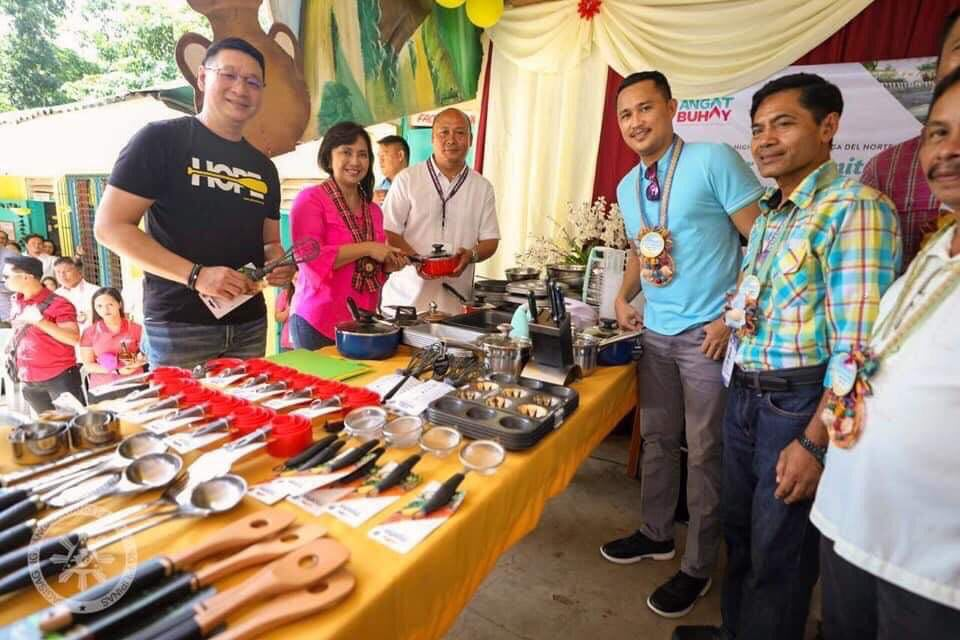 CSR Partnership with OVP Angat Buhay in Siayan, Zamboanga Del Norte