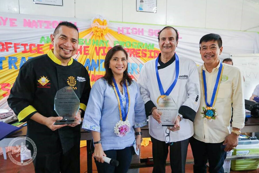 CSR Partnership with OVP Angat Buhay in Mulanay, Quezon